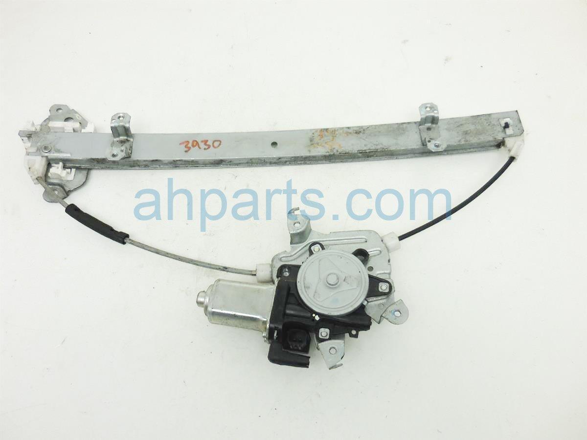 Buy 60 2009 nissan versa front passenger window regulator for Nissan versa window motor replacement