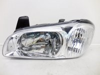 2000 Nissan Maxima Lamp Driver Headlight Halogen Aftermarket Replacement