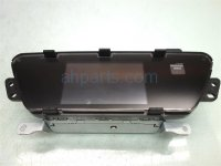 2014 Honda CR V UPPER INFO DISPLAY 39711 T0A A02 39711T0AA02 Replacement