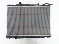 2014 Honda CR V 4CYL RADIATOR 19010 R5A A51 19010R5AA51 Replacement