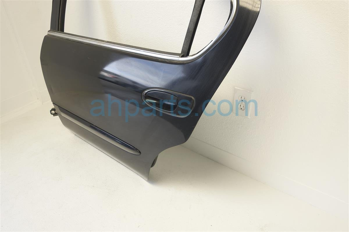 2004 Infiniti I35 Rear Driver Door Shell   Black H21013Y1CA Replacement