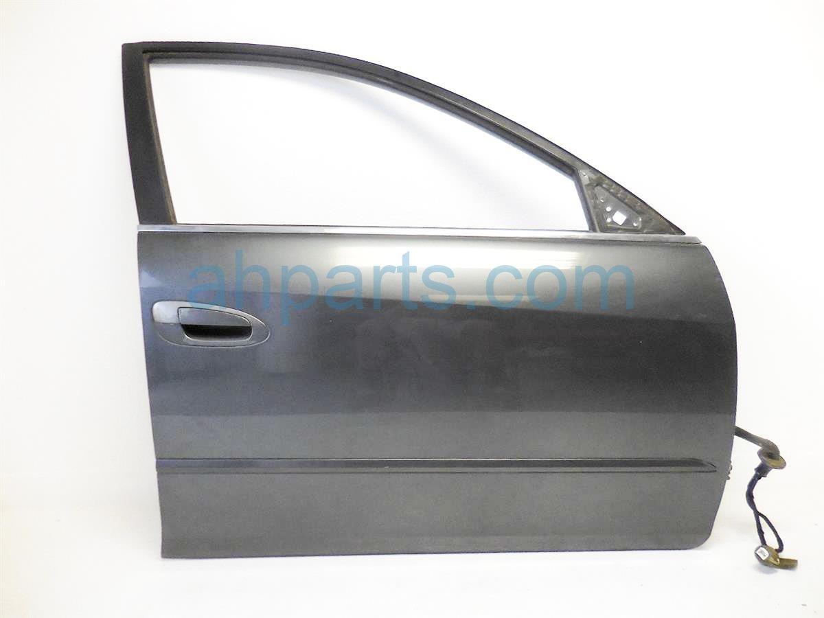 2005 Nissan Altima Front Passenger Door Shell Gray 80100 Zb030
