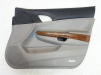 2012 Honda Accord Liner Front passenger DOOR PANEL GRAY WOODGRAIN TRIM 83502 TA5 A34ZB 83502TA5A34ZB Replacement