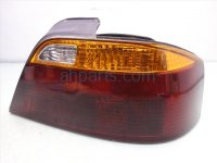 2000 Acura TL Rear Passenger Tail Lamp,light On Body 33501 S0K A01 Replacement