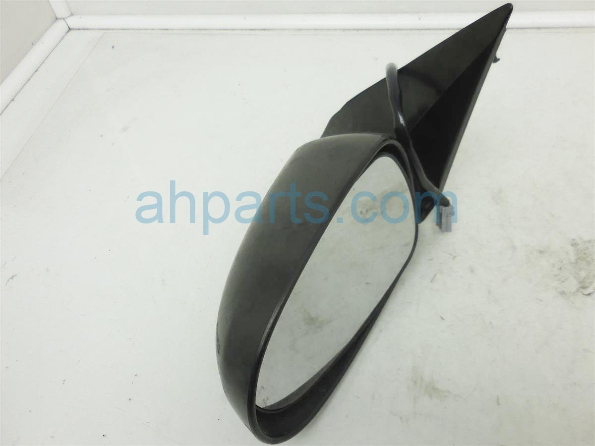 2003 Nissan Sentra Rear Driver Side View Mirror Black