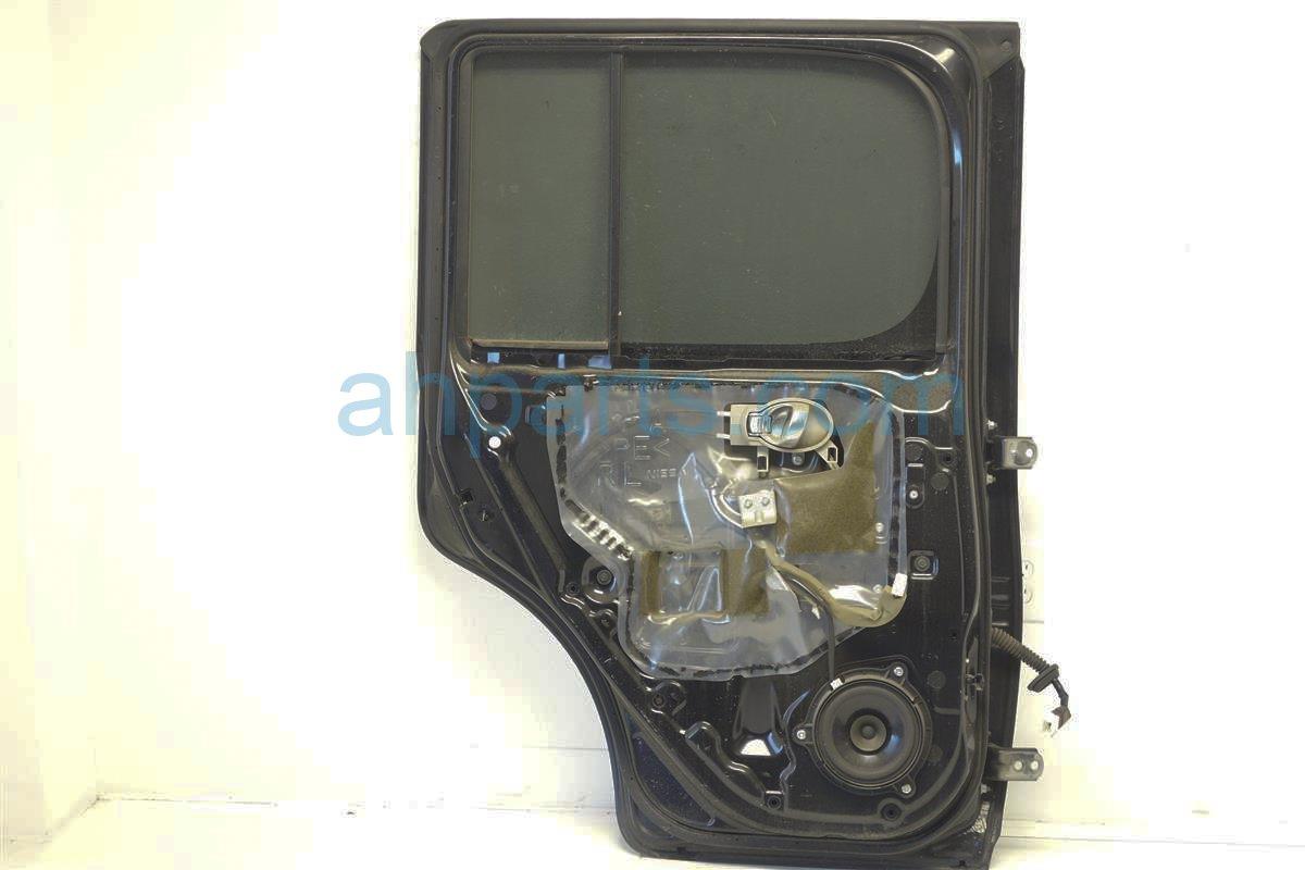 Buy 315 2011 nissan cube passenger rear door dark blue for Back door replacement