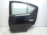$285 Nissan RR/L Door - Black - NIQ