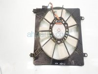 2012 Honda Accord Cooling A C FAN TOYO 38615 R40 A02 38615R40A02 Replacement