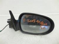 1995 Nissan 200sx Rear Passenger Side View Mirror Black Power 96301 4B000 963014B000 Replacement