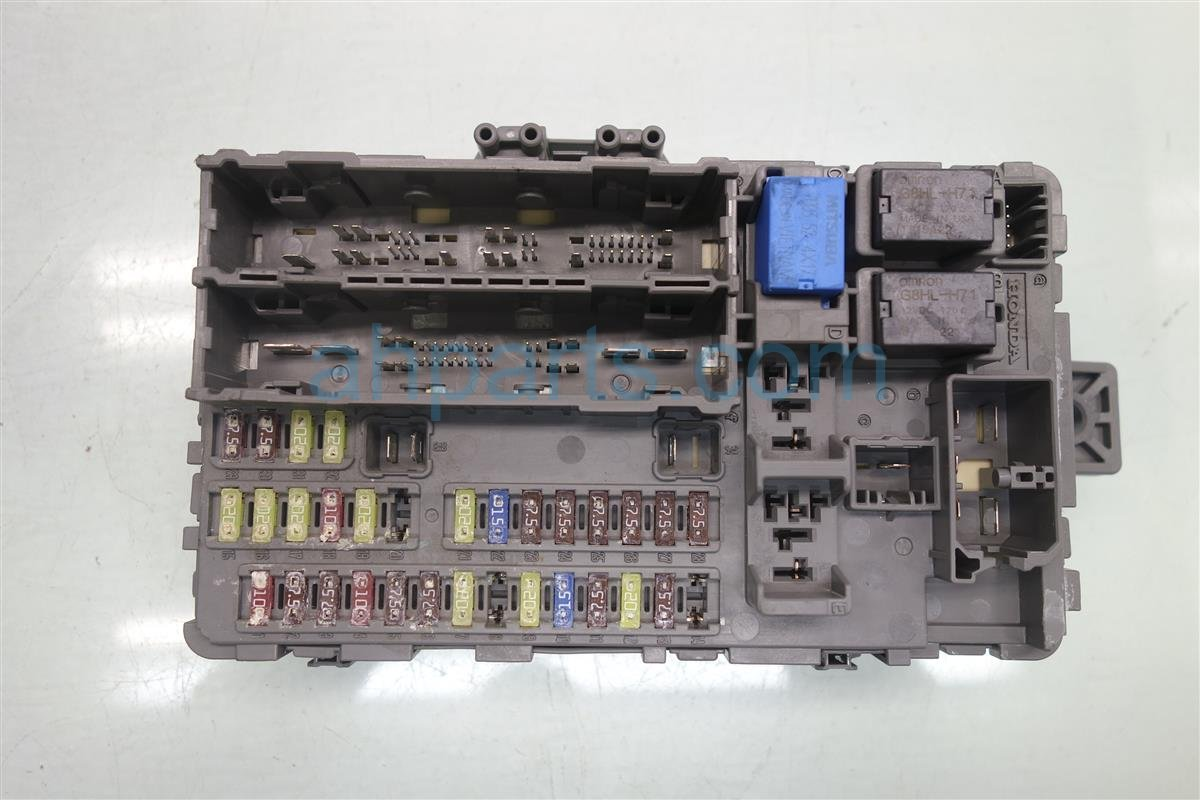 ... 2016 Acura MDX Driver Dash Fuse Box 38200 TZ5 A22 Replacement ...