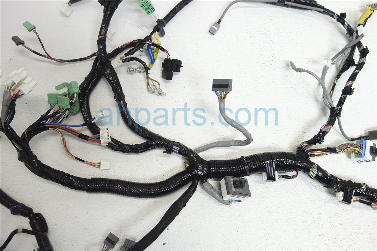 2016 Acura Mdx Instrument Dash Wiring Harness 32117 Tz5 A11 Replacement