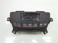 2016 Acura MDX Temperature AC heater Rear Air Conditioner Climate Control 79650 TZ5 A41ZC 79650TZ5A41ZC Replacement
