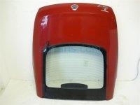 $325 Nissan TRUNK LID, NO SPLR, ENTHU, RED