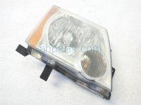 $65 Nissan RH HEAD LIGHT / LAMP