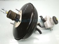 2014 Honda CR V BRAKE MASTER CYLINDER WITH BOOSTER 46101 T0A 305 46101T0A305 Replacement