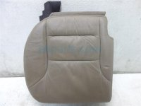 2014 Honda CR V Back 2nd row Rear passenger LOWER SEAT TAN LEATHER Replacement