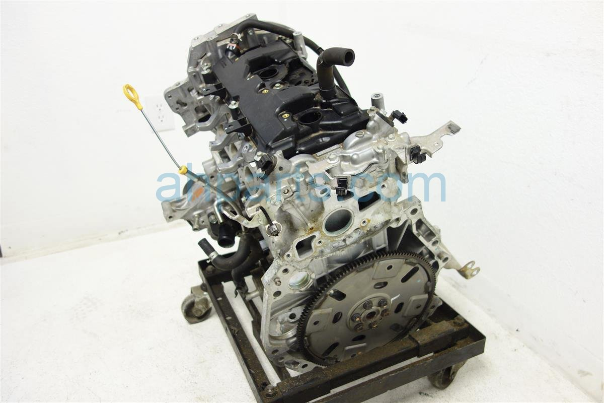 2014 nissan sentra motor long block engine 1 8l 10k miles mr18deNissan 1 8l Engine #14