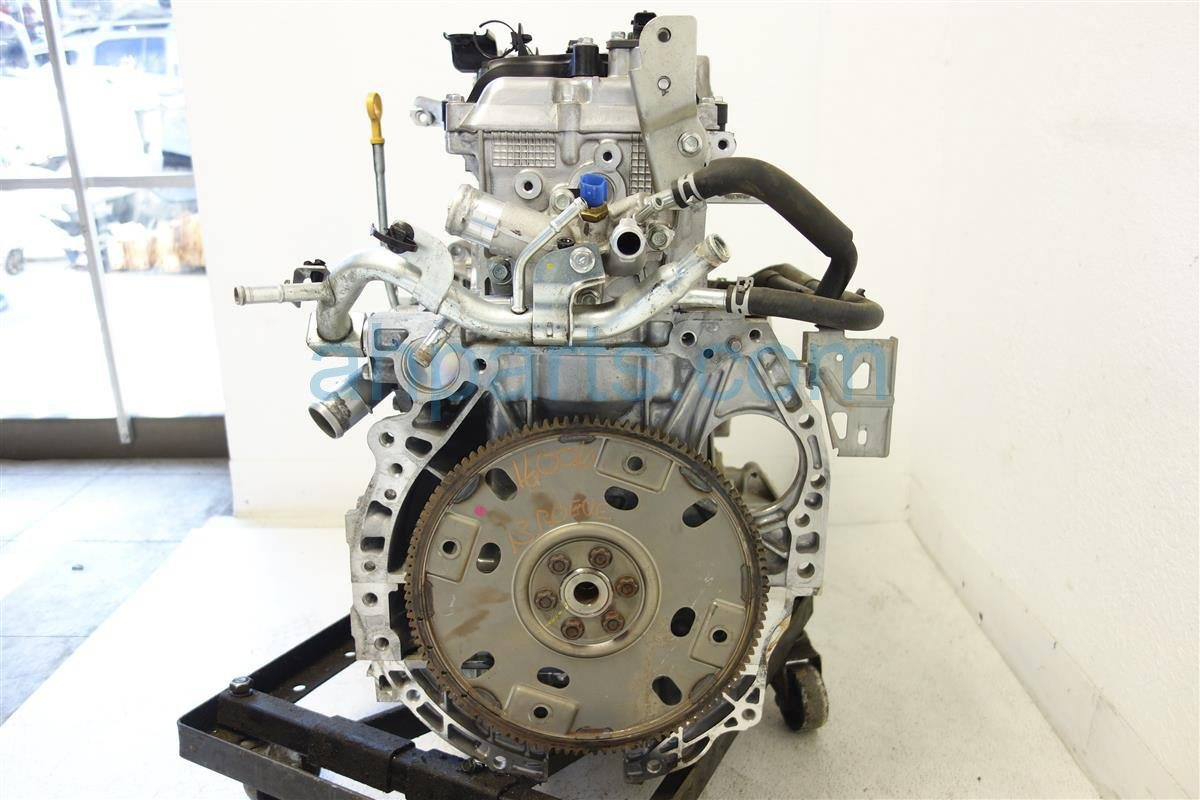 2013 nissan rogue motor long block engine 68k miles 10102 eu8ag. Black Bedroom Furniture Sets. Home Design Ideas