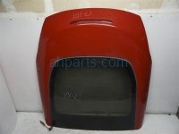 $625 Nissan REAR LIFTGATE DOOR / TRUNK HATCH Red
