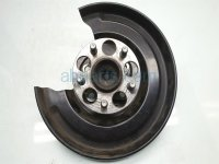 2008 Acura TL Axle stub Rear passenger SPINDLE KNUCKLE HUB ASSY 42200 SDA A51 42200SDAA51 Replacement