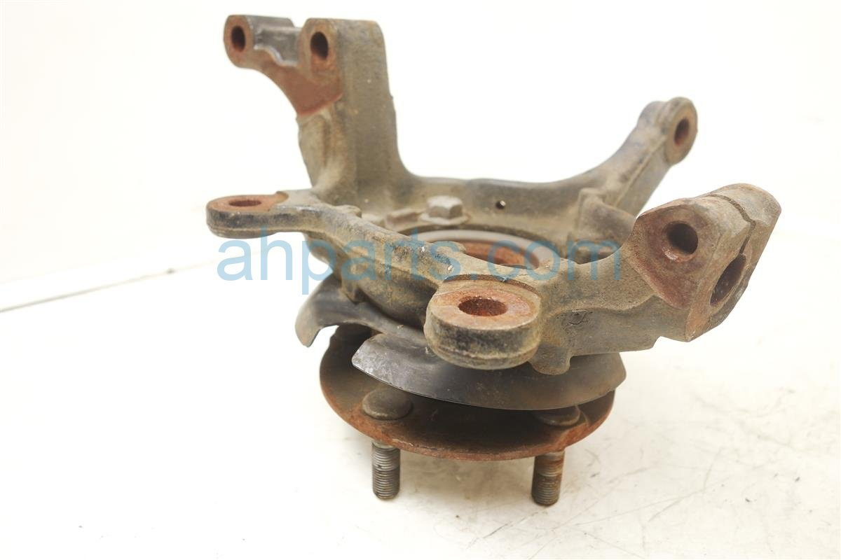 2010 Nissan Sentra Spindle / / Front Passenger Knuckle Hub Assy, Abs 40014 EN000 Replacement