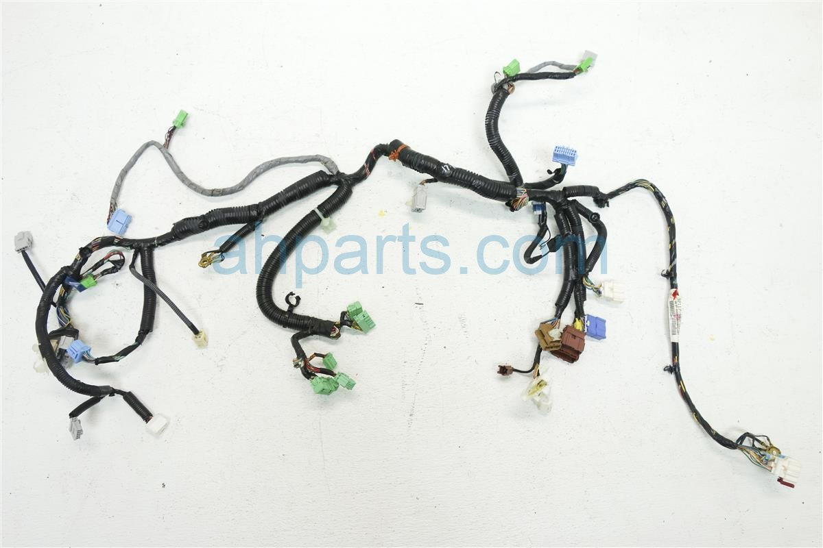 ... 2003 Honda Civic Dash Board Instrument Wire Harness 32117 S5A A13  Replacement ...