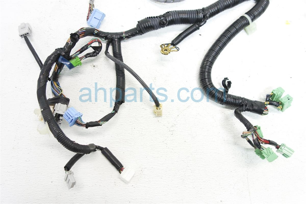 2003 honda civic dash board instrument wire harness 32117 s5a a13  replacement