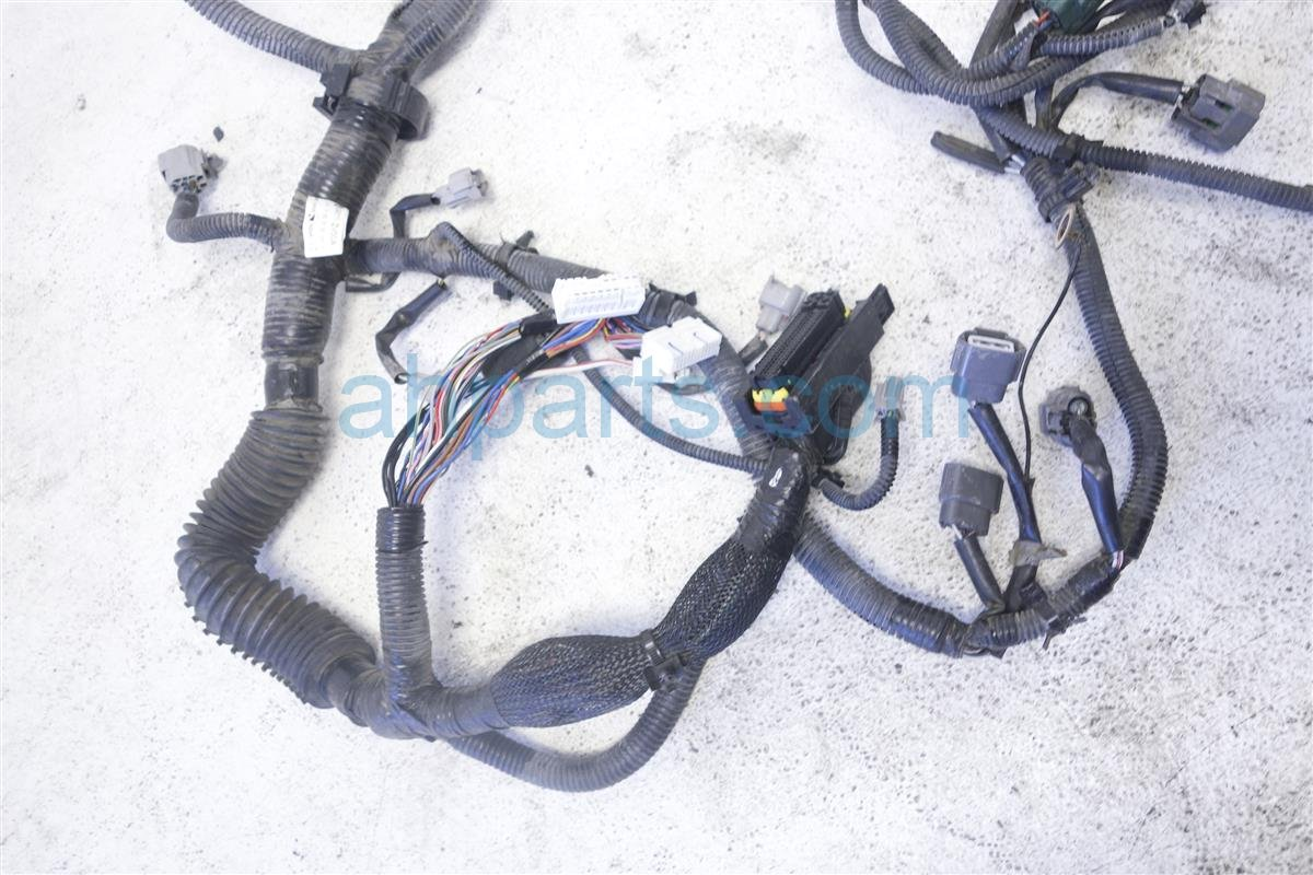 2012 Nissan Titan Engine Wire Harness At 24011 Zv00a Replacement