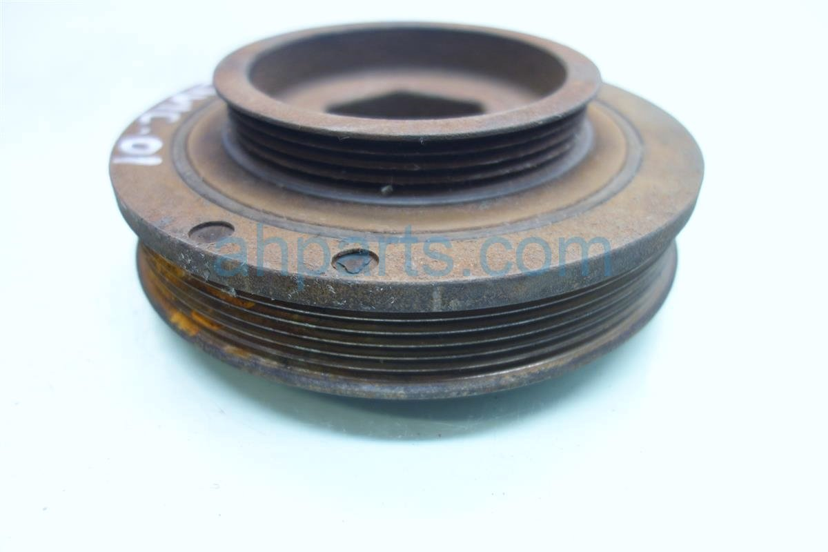2001 Honda Civic Shaft HARMONIC BALANCER CRANK PULLEY 13810 PLM A01 13810PLMA01 Replacement
