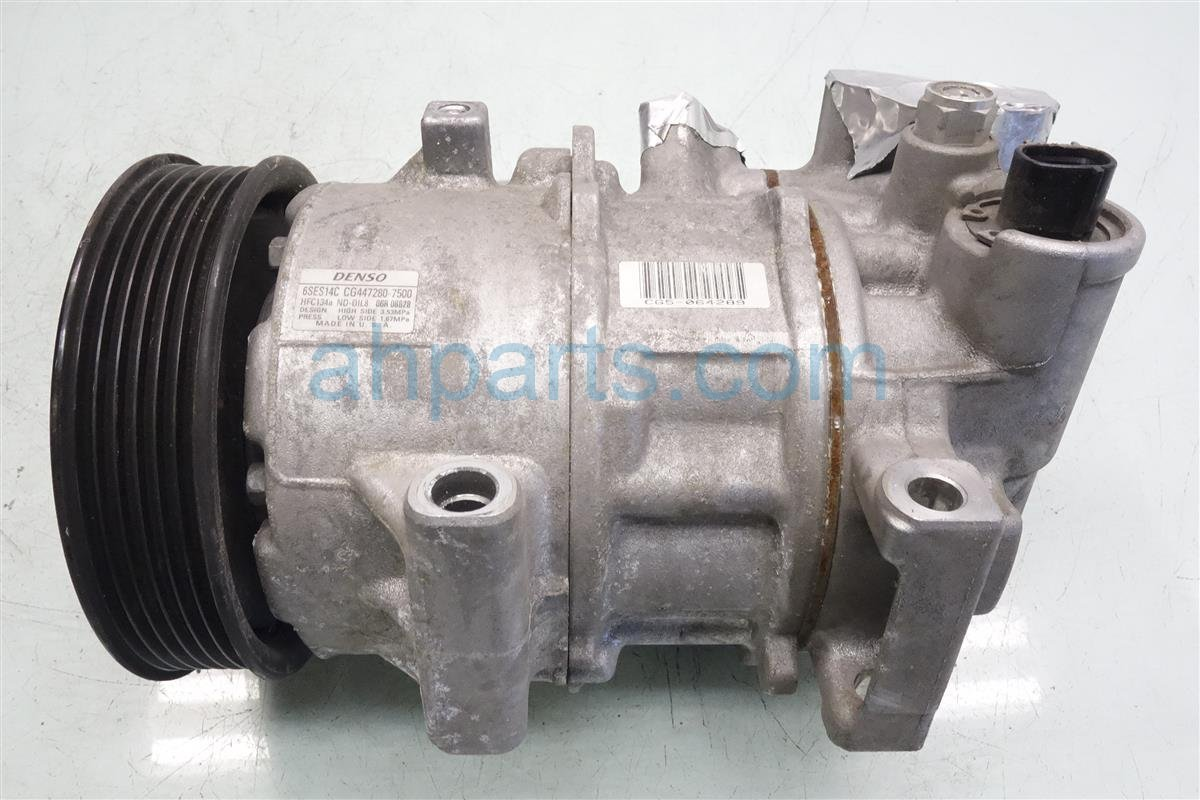 2014 Toyota Corolla + Clutch Ac Pump / Air Compressor 88310-02850  Replacement