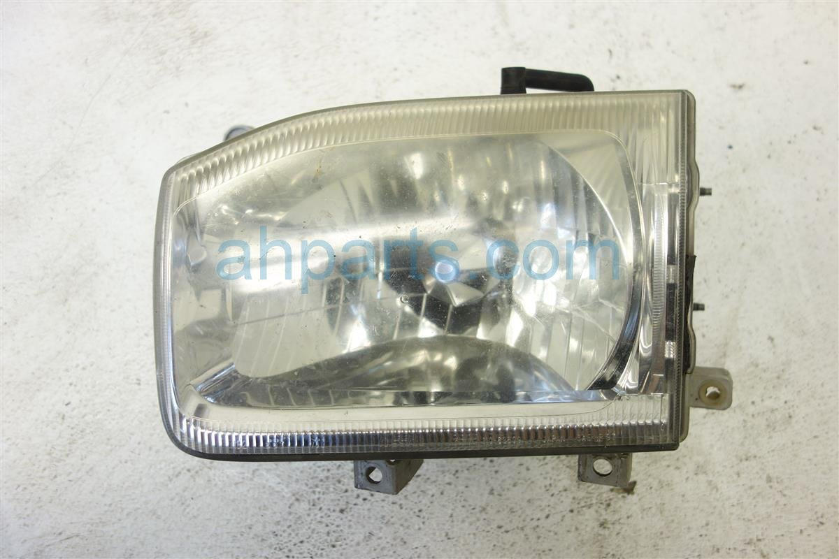 2001 Nissan Pathfinder Lamp Front Driver Side Headlight 26060 2w625 Replacement