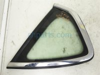 $70 Infiniti RR/RH QUARTER GLASS
