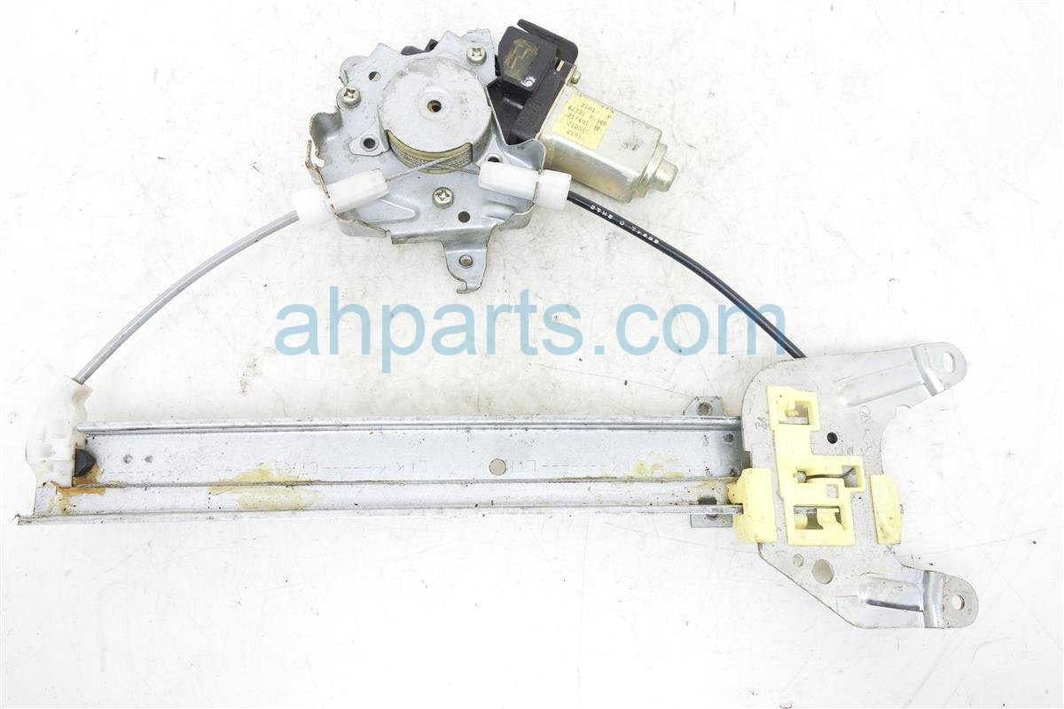 2003 Nissan Altima Rear Driver Power Window Regulator 606 58890b 2004 Wiring Replacement