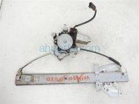 $45 Nissan RR/RH PASSENGER WINDOW REGULATOR