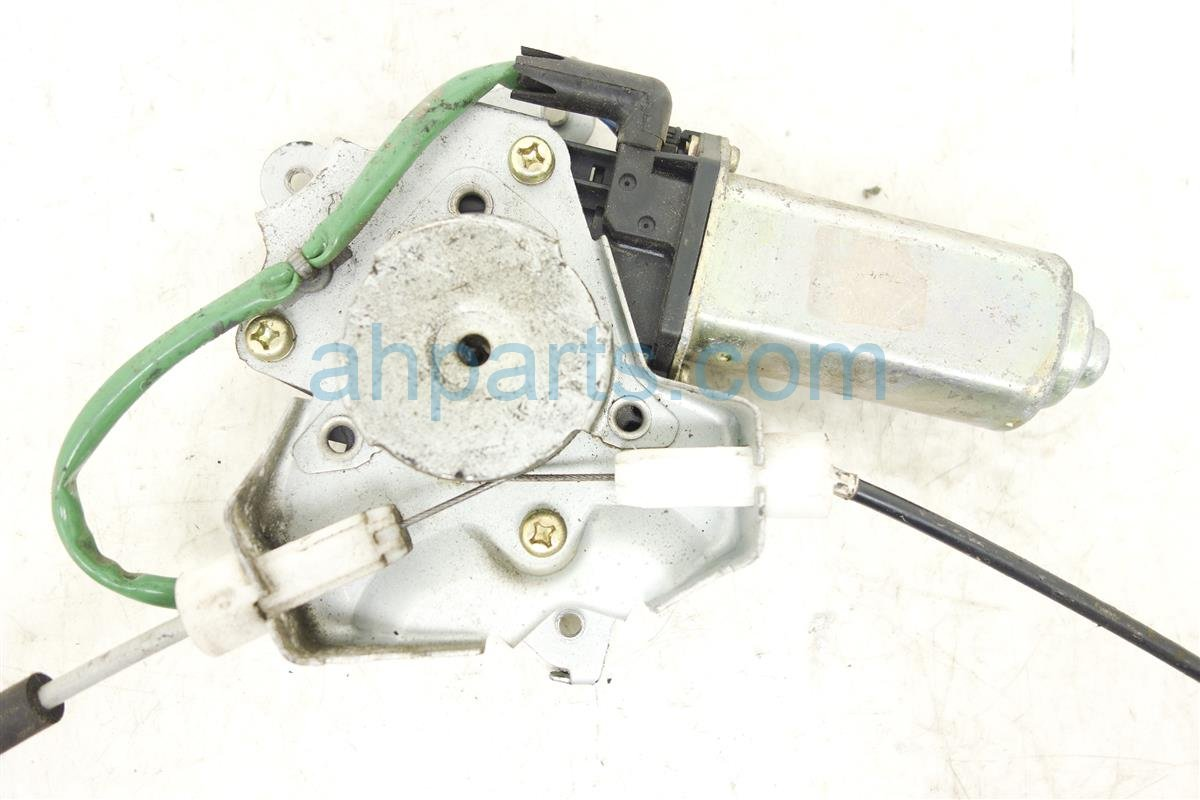 Buy 1999 nissan altima front driver window regulator for Nissan versa window motor replacement