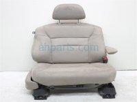 $175 Honda FR/R SEAT DARK BROWN NO AIRBAG