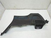 $600 Acura RH INNER QUARTER PANEL LINER - BLACK