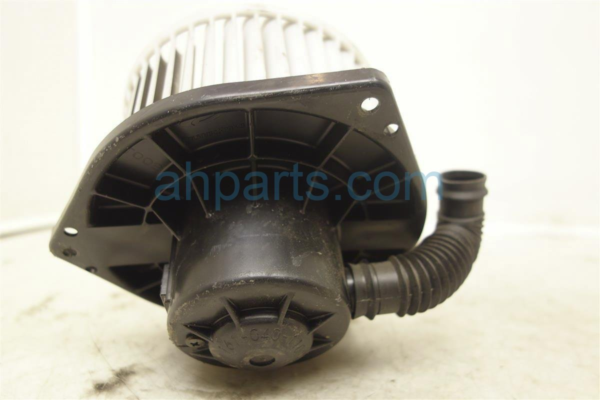 Service manual repair ac heater fan motor on a 2003 for Ac fan motor replacement