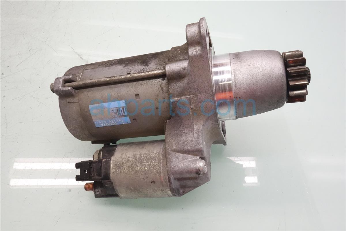 2013 Toyota Rav 4 Starter Motor 28100 0A011 84 Replacement