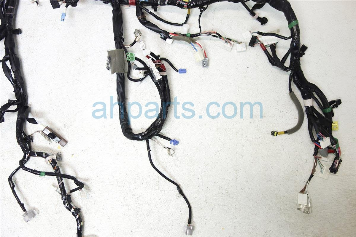 2015 Lexus Is 250 Dashboard Instrument Wire Harness 82141 53x13 Wiring Replacement
