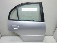 2003 Honda Civic Rear passenger DOOR GRAY 67510 S5D A92ZZ 67510S5DA92ZZ Replacement