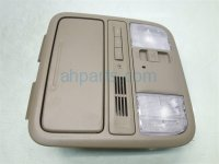 $180 Honda MAP LIGHT W/ MICROPHONE ARRAY - TAN