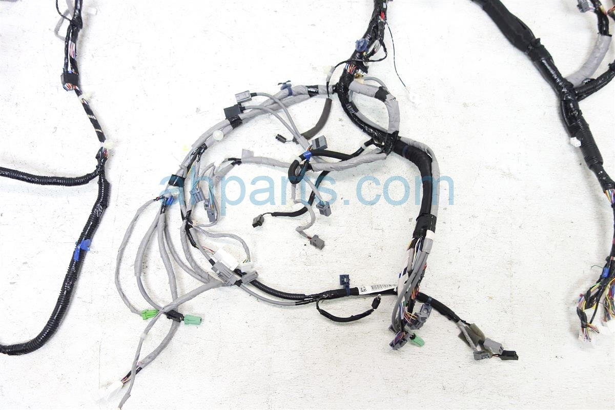 2016 Honda Pilot Dashboard Instrument Wire Harness 32117 Tg8 A10 Ats Wiring Replacement