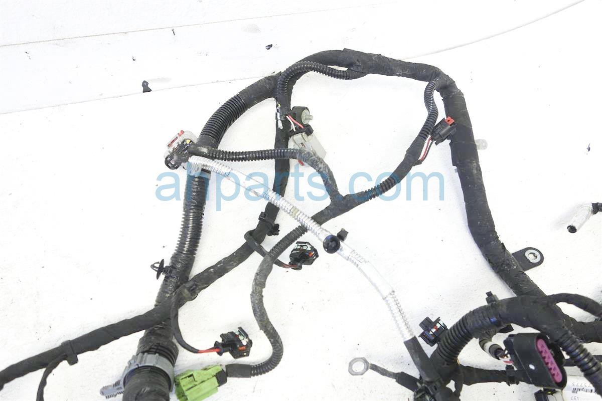 2016 Nissan Titan Xd Engine Wire Harness At 24072 Ez40b Wiring Replacement