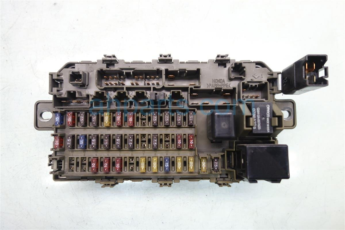 ... 1997 Honda Civic Cabin Fuse Box 38200 S04 A11 Replacement ...