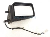$45 Nissan RH BLACK SIDE VIEW MIRROR