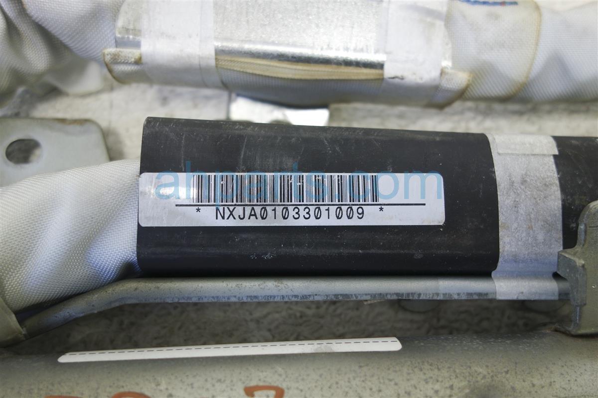 2010 Nissan Altima Passenger Roof Airbag 985P0 JA08B Replacement