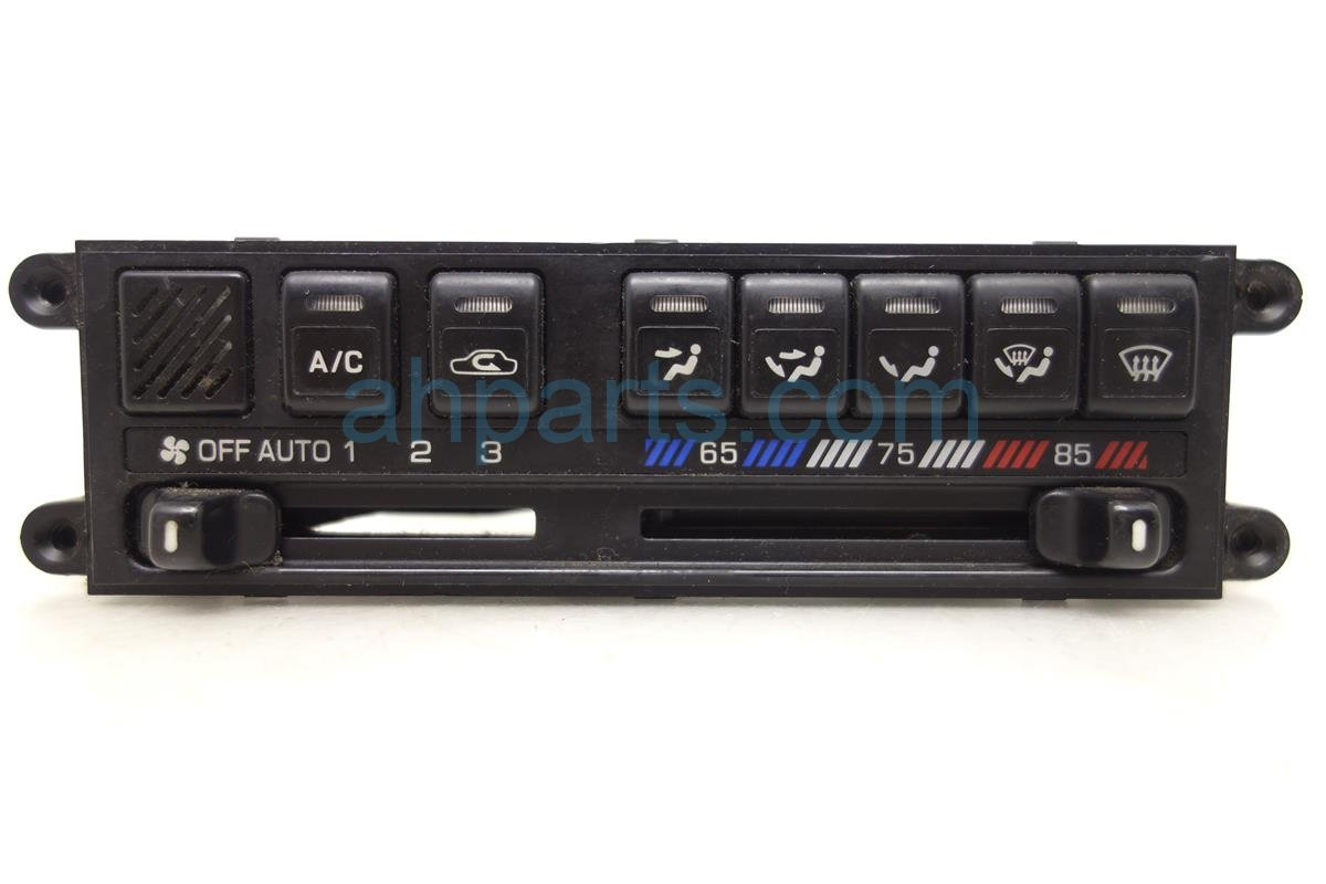 1990 Nissan Pathfinder Temperature AC heater CLIMATE CONTROL ASSY Replacement
