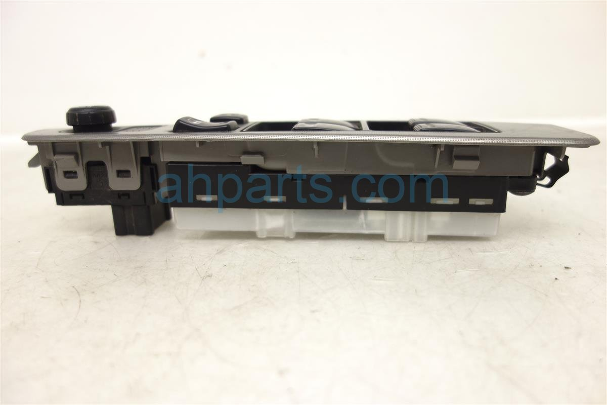 2005 Nissan Altima Power Control Master Window Switch Charcoal Replacement
