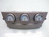 $45 Toyota HEATER/AC CONTROL(ON DASH)